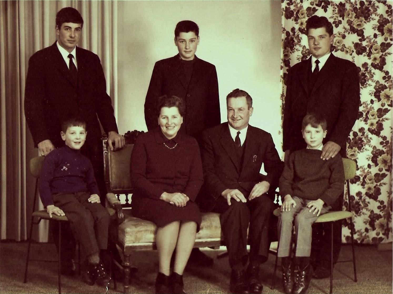 Familie Sölva