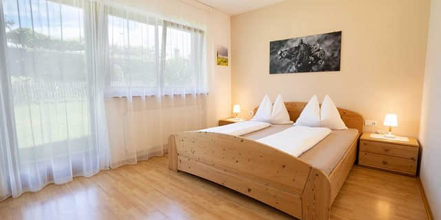 Schlafzimmer Golgnwies